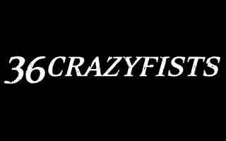 36 Crazyfists logo