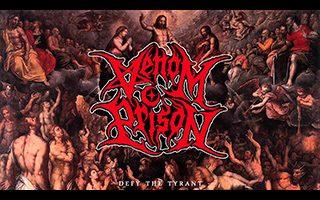 Venom Prison logo